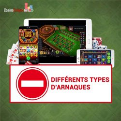differents types darnaques